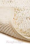 Набор ковриков   LILO 40*60+60*100 IVORY, фото 2