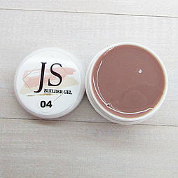 Гель JS 04 (попелясто-камуфляжний) 30г