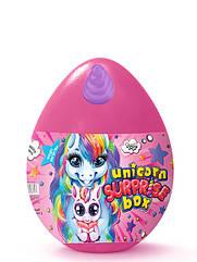 Набор - сюрприз для творчества Unicorn Surprise Box укр USB-01-01U Danko Toys
