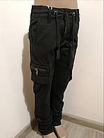 Котоновые брюки для мальчиков Grace. 140-146 p.