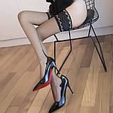 Женские Капроновые чулки с узором 100-028, фото 2