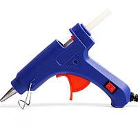 Пистолет клеевой HELI AC110-240V 50-60Hz (клеевые стержни 11мм) 60W