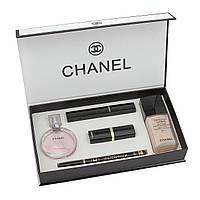 Женский подарочный набор Chanel (Уценка)