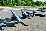 """Тележка для транспортировки жаток, одноосная модель VL-25 (TM """"Volland""""), фото 2"""