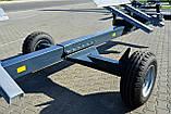 """Тележка для транспортировки жаток, одноосная модель VL-25 (TM """"Volland""""), фото 4"""