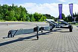 """Тележка для транспортировки жаток, одноосная модель VL-25 (TM """"Volland""""), фото 6"""