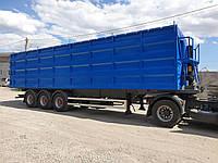 Самоскид Зерновоз Schmitz Cargobull S01 2002