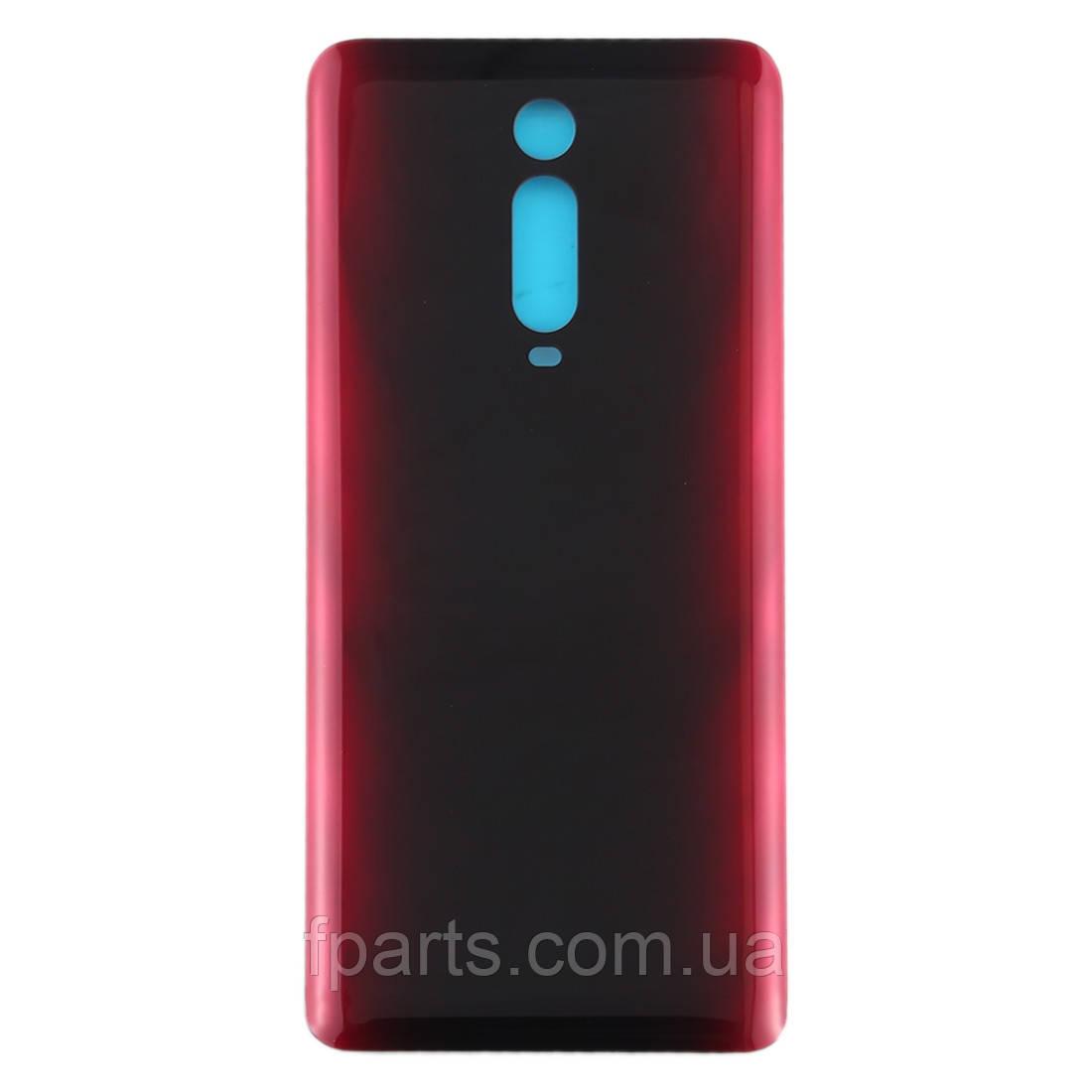 Задняя крышка Xiaomi Mi 9T, Red