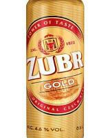 Пиво Zubr Gold 0.5 л