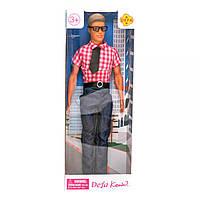 """Кукла """"Defa Kenin: офисный работник"""" (в красной тениске) (8336)"""