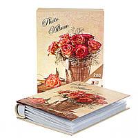 Фотоальбом Veronese Розы 200 фото 10х15 8140-019