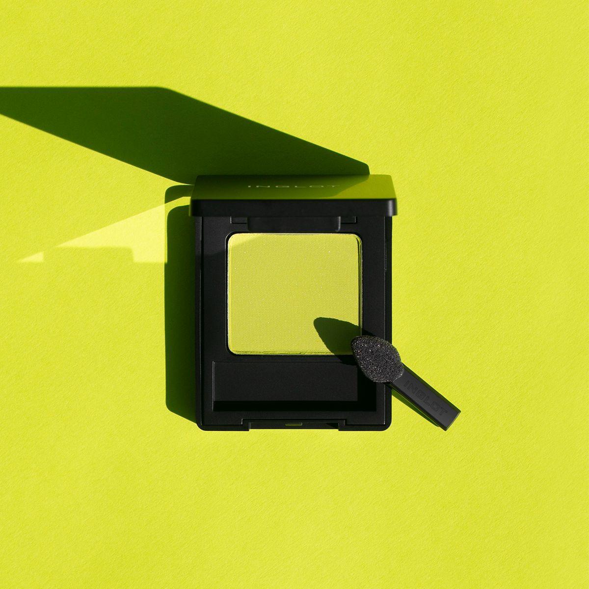 Тіні неонові матові Inglot Neon 257