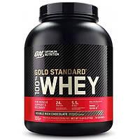 Протеин Optimum Nutrition Gold Standard 100% Whey (2.27 кг) Разные вкусы