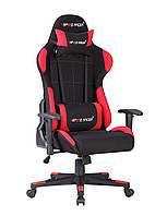 Кресло компьютерное офисное геймерское крісло компютерне COSMO червоне