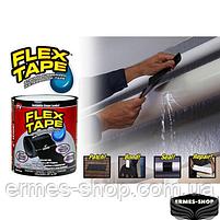 Водонепроницаемая изоляционная лента Flex Tape, фото 6