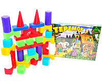 "Кубики ""Теремок"" (32 элемента) M-toys (08082)"