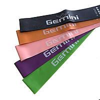 Фитнес резинки Gemini (комплект резинок для фитнеса)