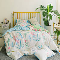 Комплект постельного белья Белка (двуспальный-евро) Berni Home