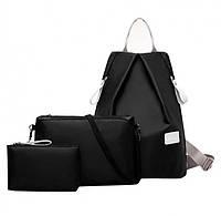 Набор сумок 3 в 1 (черный), фото 1