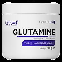 L-глютамин Ostrovit L-Glutamine 300g Natural