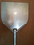 Лопата для пиццы погружная F-32R GI.METAL размер 300х320/1520мм, фото 3