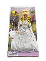 """Кукла """"Defa Lucy"""" с сумкой (в белом платье) (20997)"""