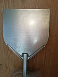 Лопата для пиццы погружная F-32R GI.METAL размер 300х320/1520мм, фото 6
