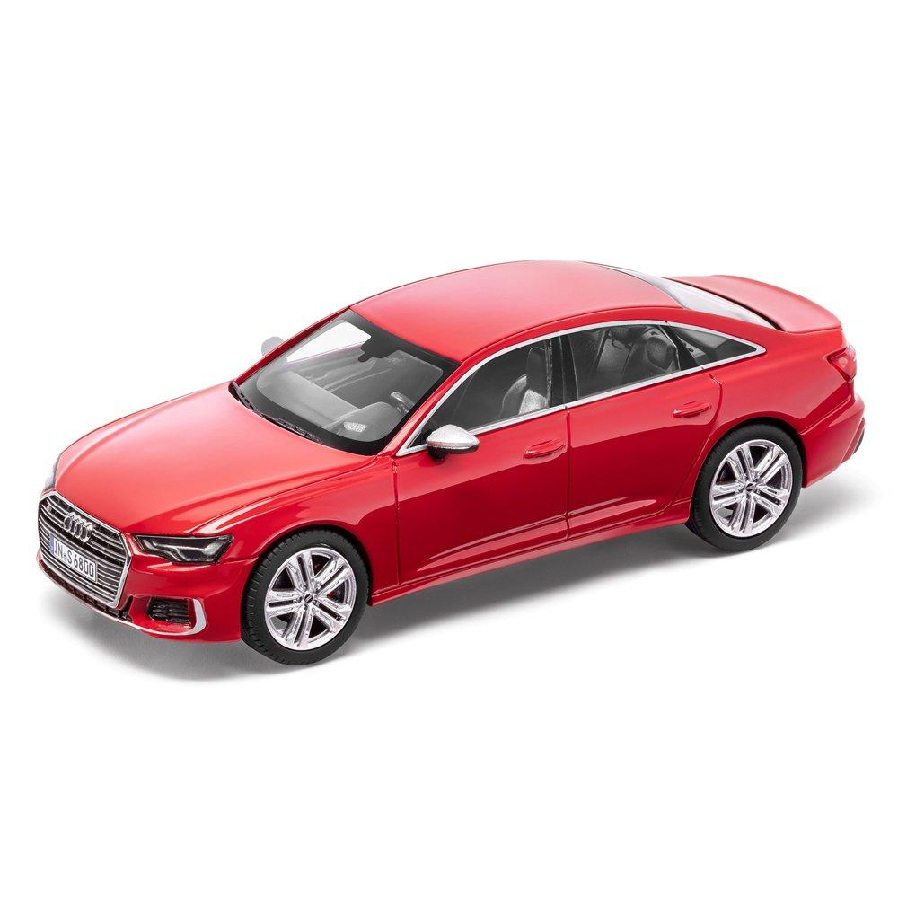 Масштабна модель Audi S6 Limited, Tango Red, Scale 1:43, артикул 5011816131