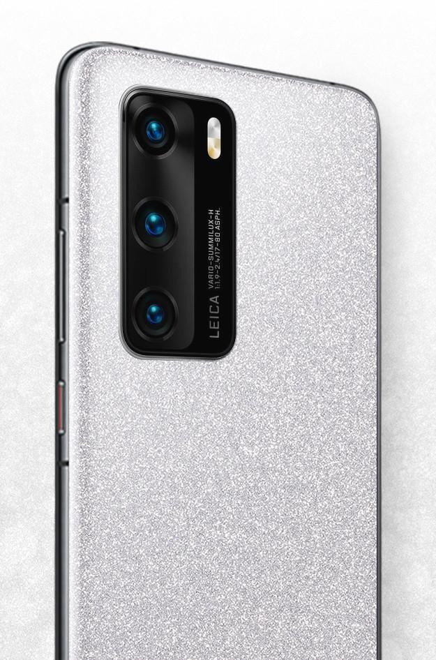 Універсальна плівка на задню панель для смартфона З.PROтект Сріблястий (726355)