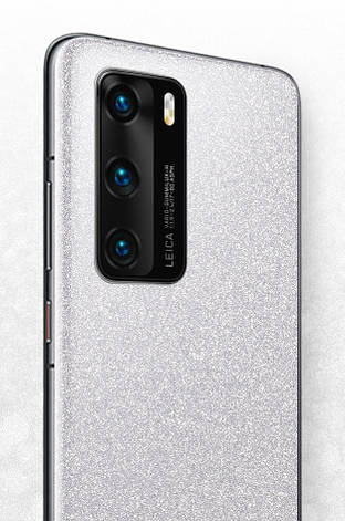 Універсальна плівка на задню панель для смартфона З.PROтект Сріблястий (726355), фото 2