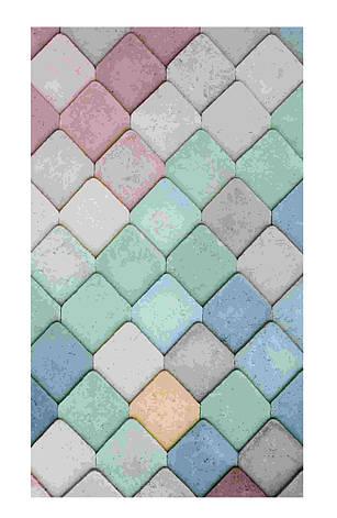Універсальна плівка на задню панель для смартфона З.PROтект Кубики Кольорові (946976), фото 2