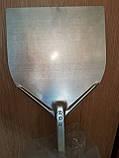 Лопата для пиццы погружная F-32R GI.METAL размер 300х320/1520мм, фото 8