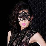 Женская карнавальная маска на глаза U, фото 4