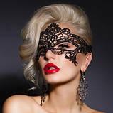 Женская карнавальная маска на глаза U, фото 6