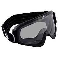 Oxford Fury Goggle Glossy Black Мотоочки кросс-маска