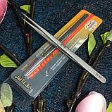 Пинцет Vetus SS-SA оригинал (140мм) антимагнитный прямой высокоточный ,302-я сталь HRC40+, фото 4