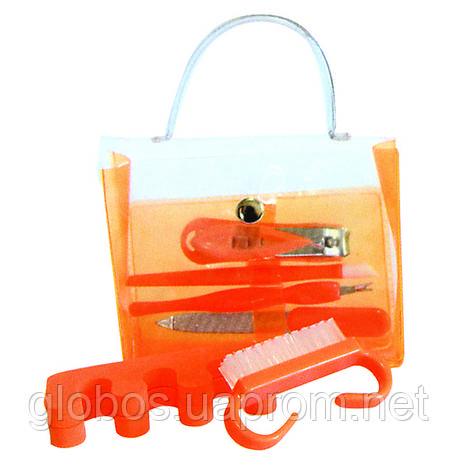 Маникюрный набор инструментов профессиональный GLOBOS TK-20D, фото 2