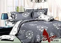 Двуспальный комплект постельного белья - ранфорс с компаньоном R27802