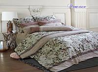 Двуспальный комплект постельного белья - ранфорс Амелия
