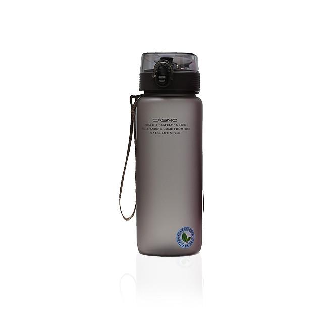 Пляшка для води CASNO 850 мл KXN-1183 Сіра