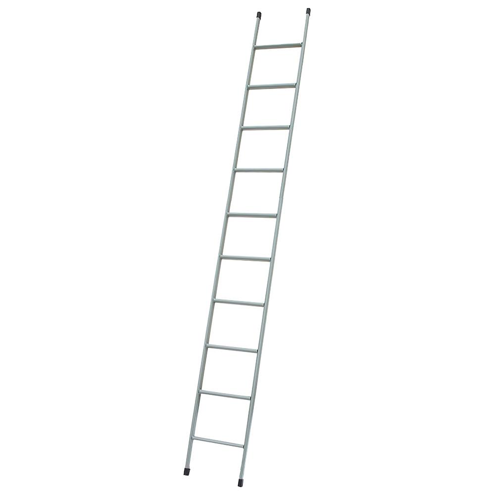 Лестница приставная металлическая 10 ступеней h=2980 мм 150 кг ГОСПОДАР 79-1000