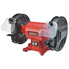 Точильная машина 200x12,7 мм 370 Вт 2950 об/хв мідна обмотка MPT MBG2003