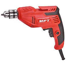 Дрель 10 мм 400 Вт 0-3000 об/мин MPT MED4006
