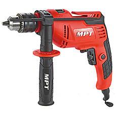 Дрель ударная 13 мм 710 Вт 0-2800 об/мин 44800 уд/мин MPT MID7106