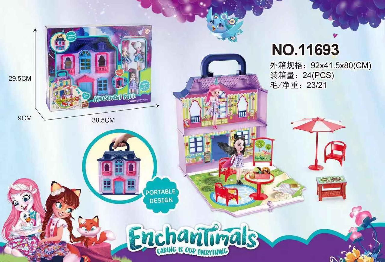 Набір Enchantimals Будинок 11693