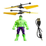 Літаючі Герої Марвел Mini, фото 7