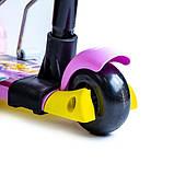 """Самокат Scooter Disney 5 в 1 """"Принцесса"""", фото 5"""