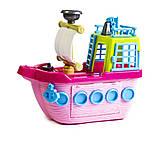 Набор кукла ЛоЛ с корабликом, фото 2