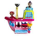 Набор кукла ЛоЛ с корабликом, фото 4