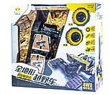 Машинка-Вездеход 2 в 1 (гусеницы+колеса) на радиоуправлении, фото 2
